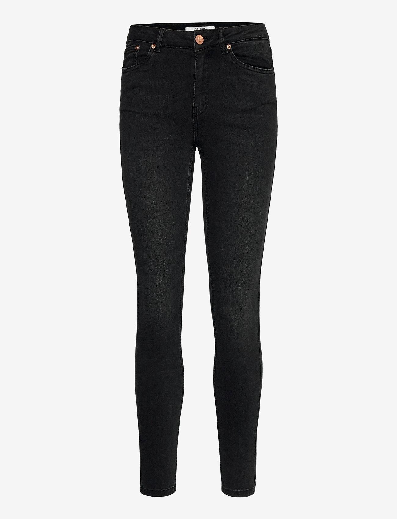Gestuz - MaggieGZ Jeans NOOS - skinny farkut - charcoal grey - 1