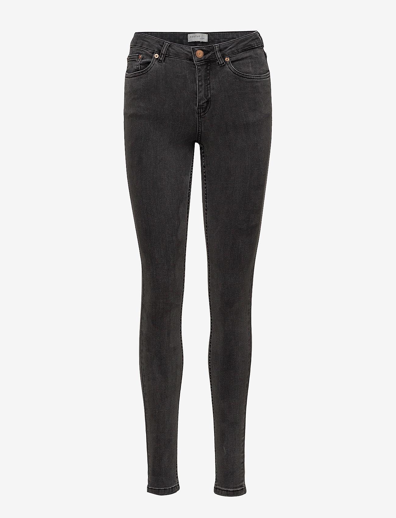 Gestuz - MaggieGZ Jeans NOOS - skinny farkut - storm grey - 0