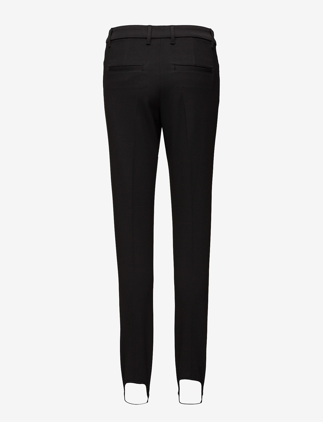 Gestuz - Cayenne stirrup pants MA17 - broeken med skinny fit - black - 1