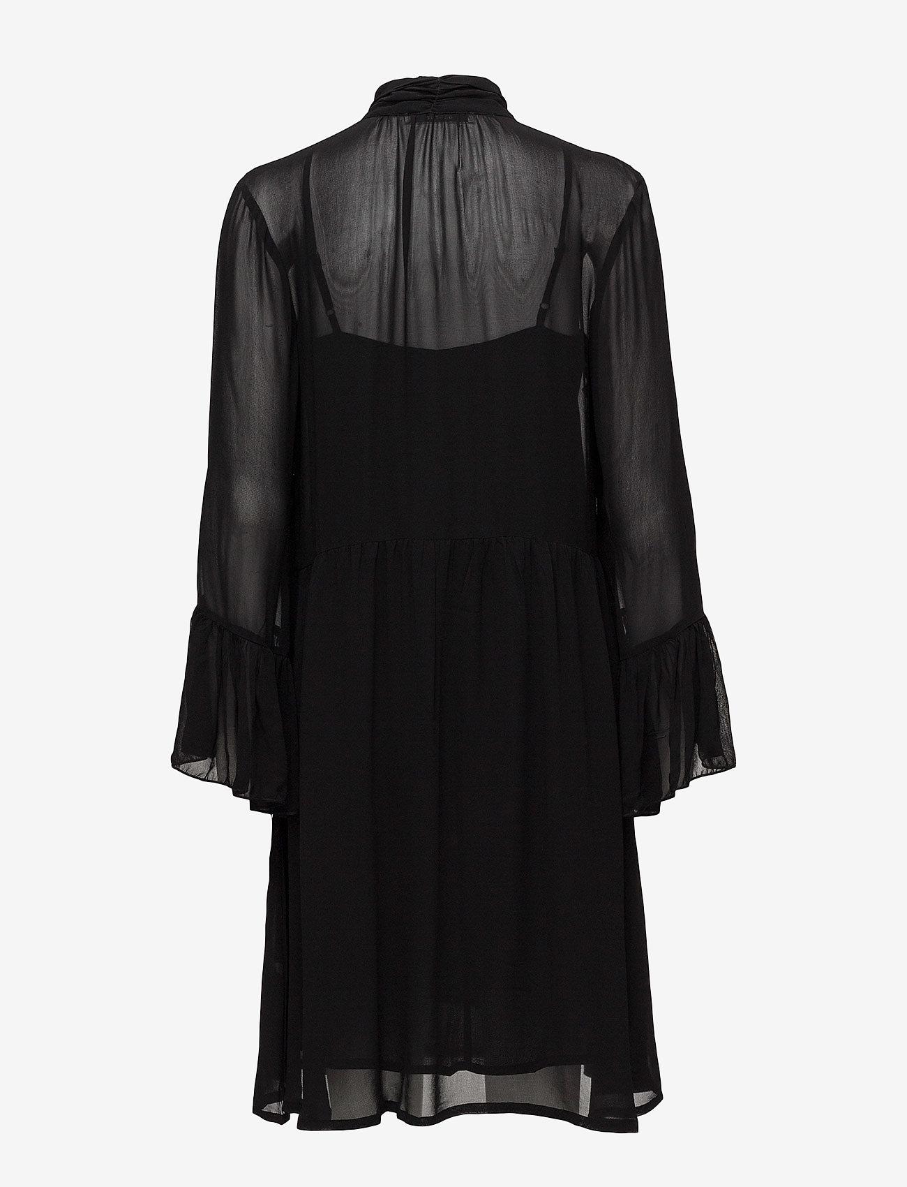 Baxtor Dress So18 (Black) - Gestuz 9odUZn