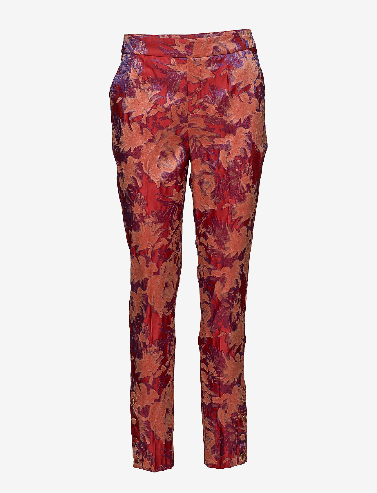 Gestuz - Soffy pants MS18 - slim fit broeken - poinsettia - 0