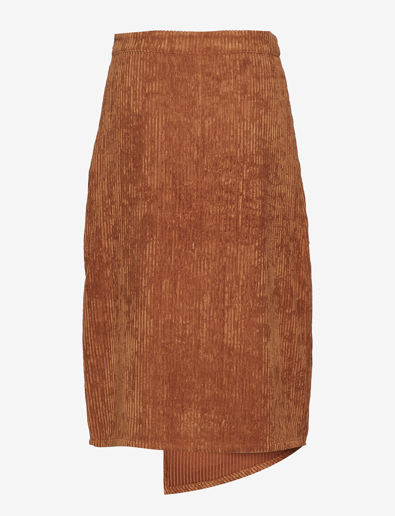 Gestuz - Roy skirt MA18 - midi skirts - caramel café