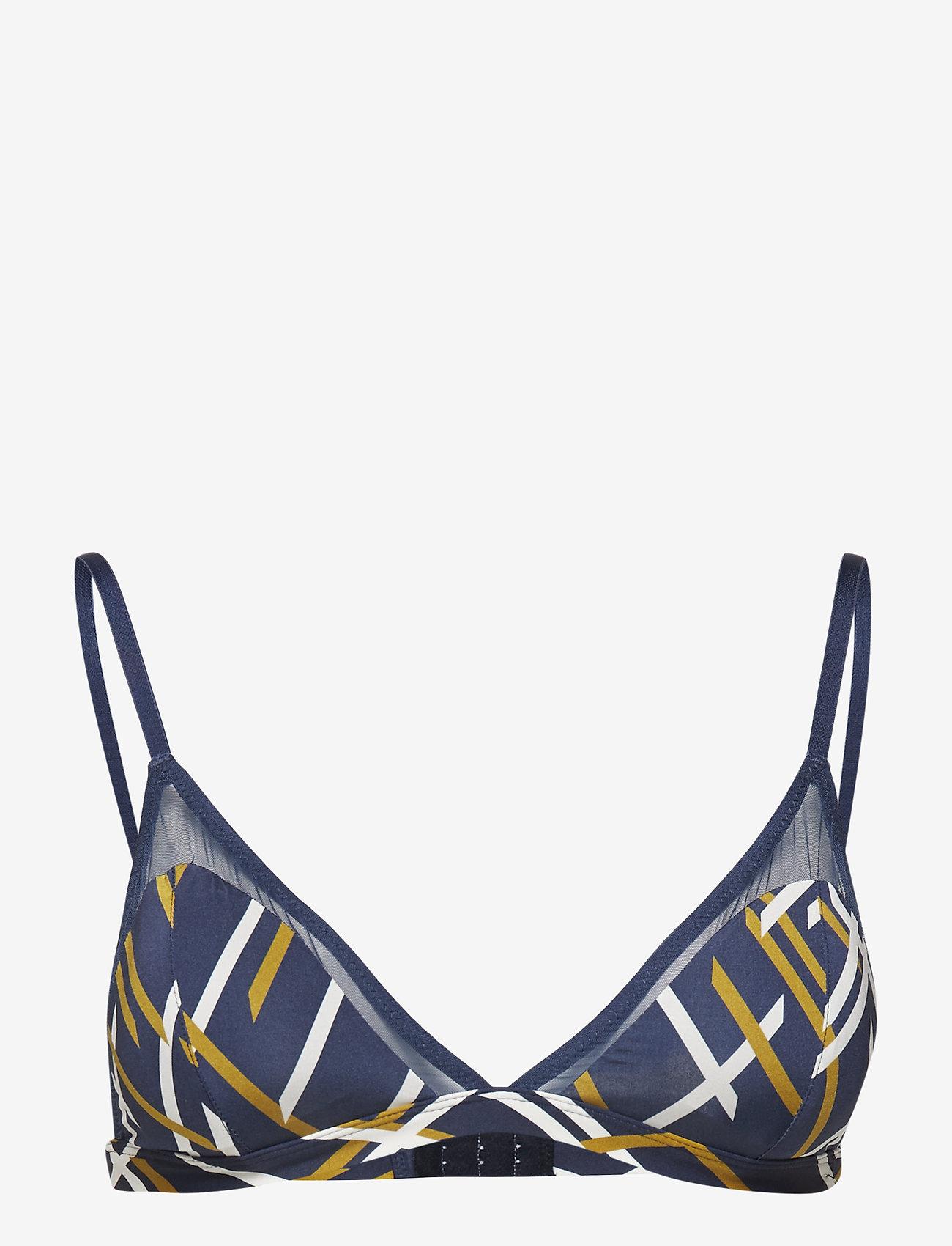 Gestuz - Barbara bra MA18 - bra without wire - vinta blue