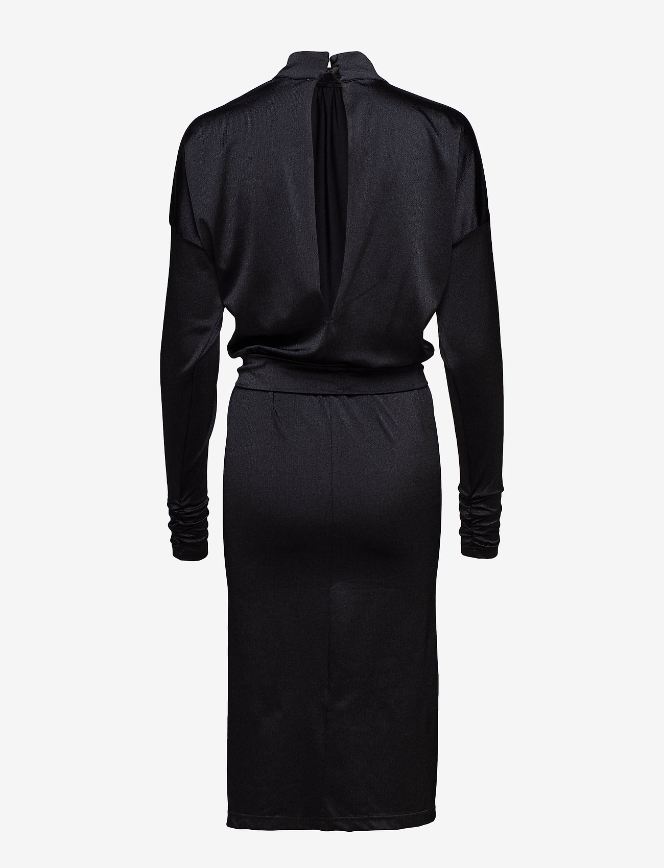 Gestuz - Philo dress MA18 - midi dresses - black