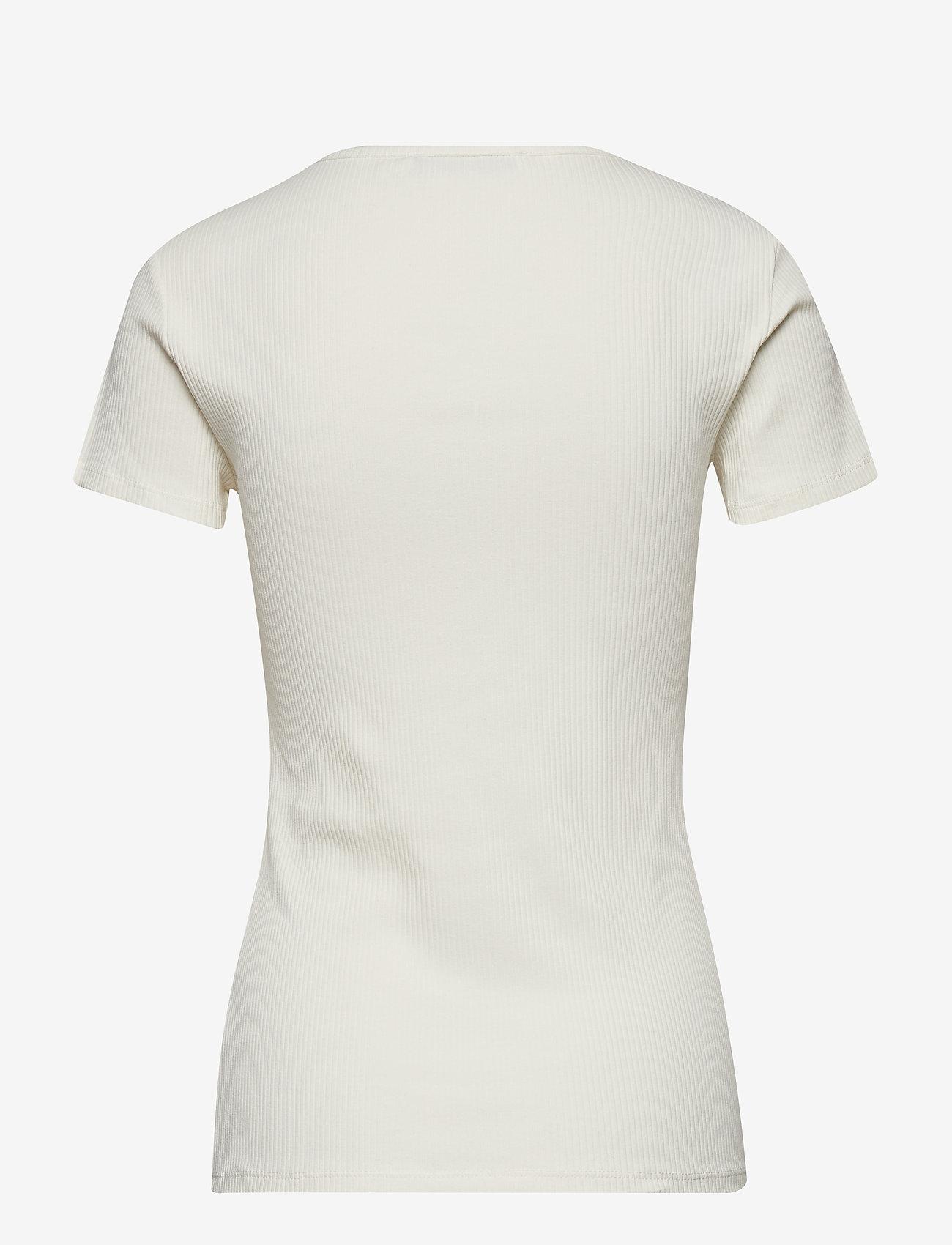 Gestuz - RollaGZ tee NOOS - basic t-shirts - bright white - 1
