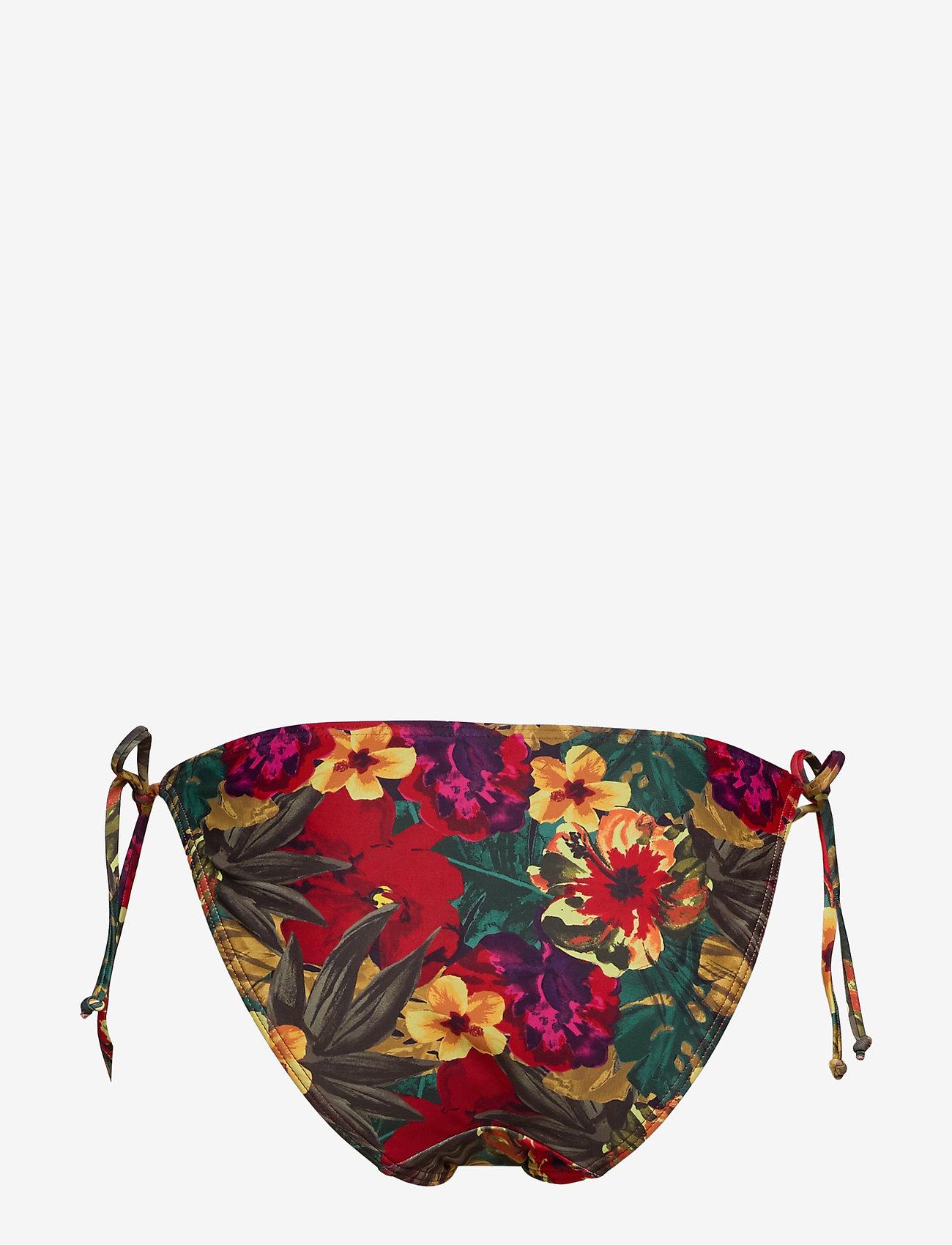 Gestuz PilGZ bikini bottom AO19 - Stroje kąpielow TROPICAL YELLOW - Kobiety Odzież.