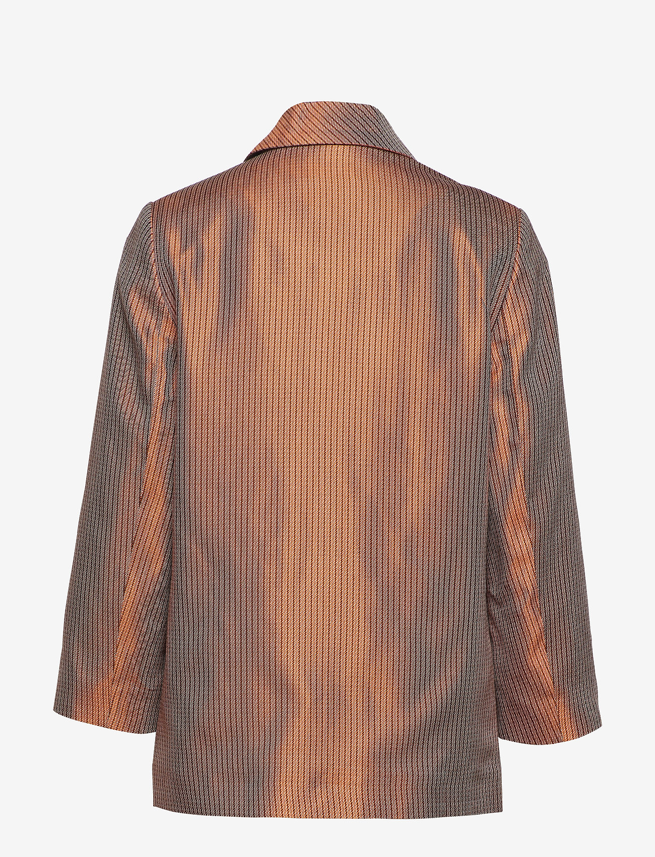Gestuz - MorganaGZ blazer AO19 - blazere - rooibos tea jaquard - 1