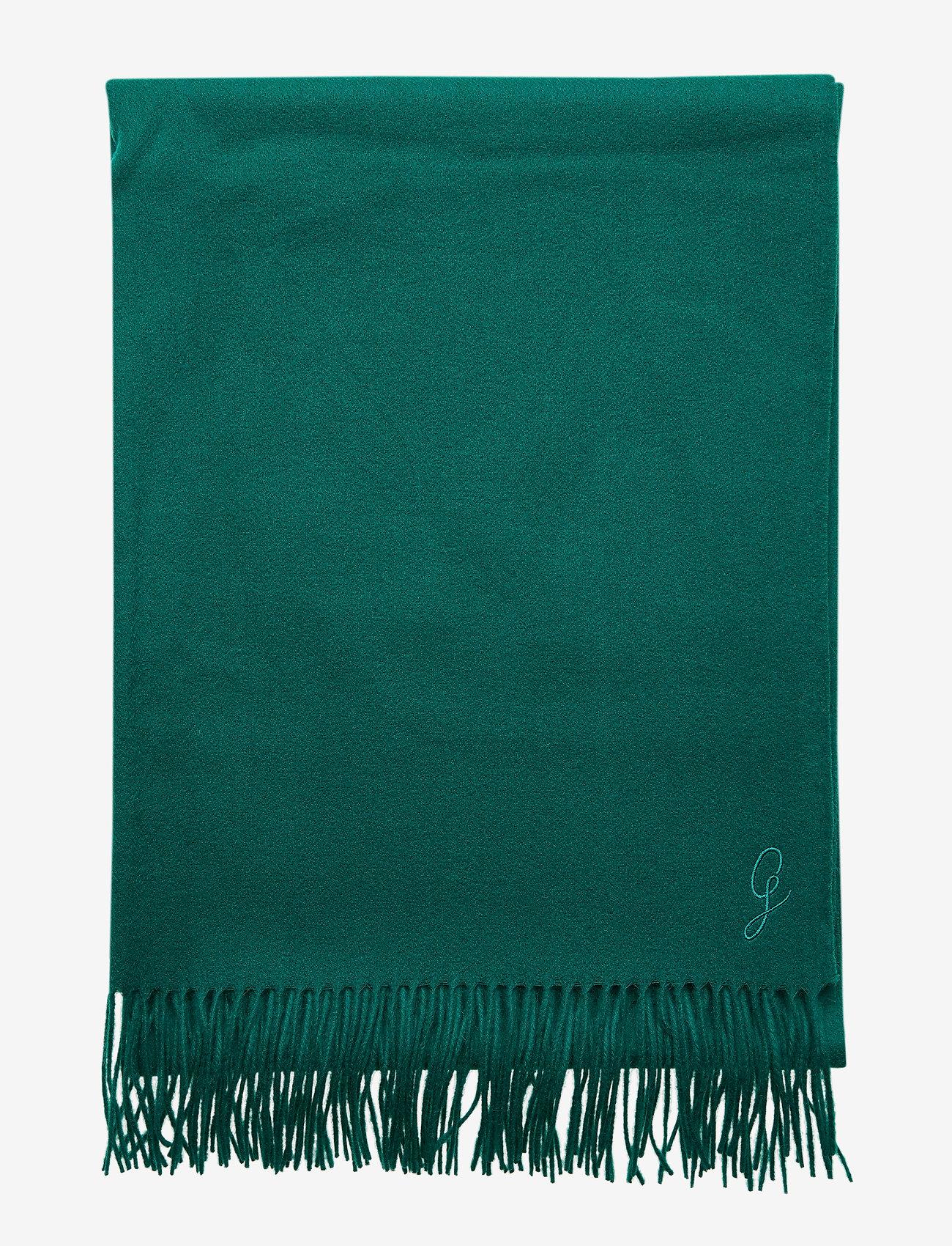 Gestuz - CrossGZ scarf MA19 - huivit - ultramarine green