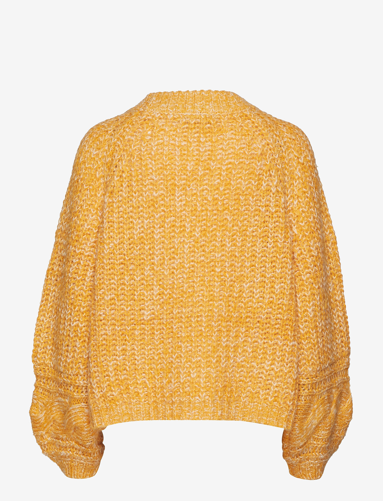 Gestuz - ZiaGZ pullover MA19 - neulepuserot - golden yellow