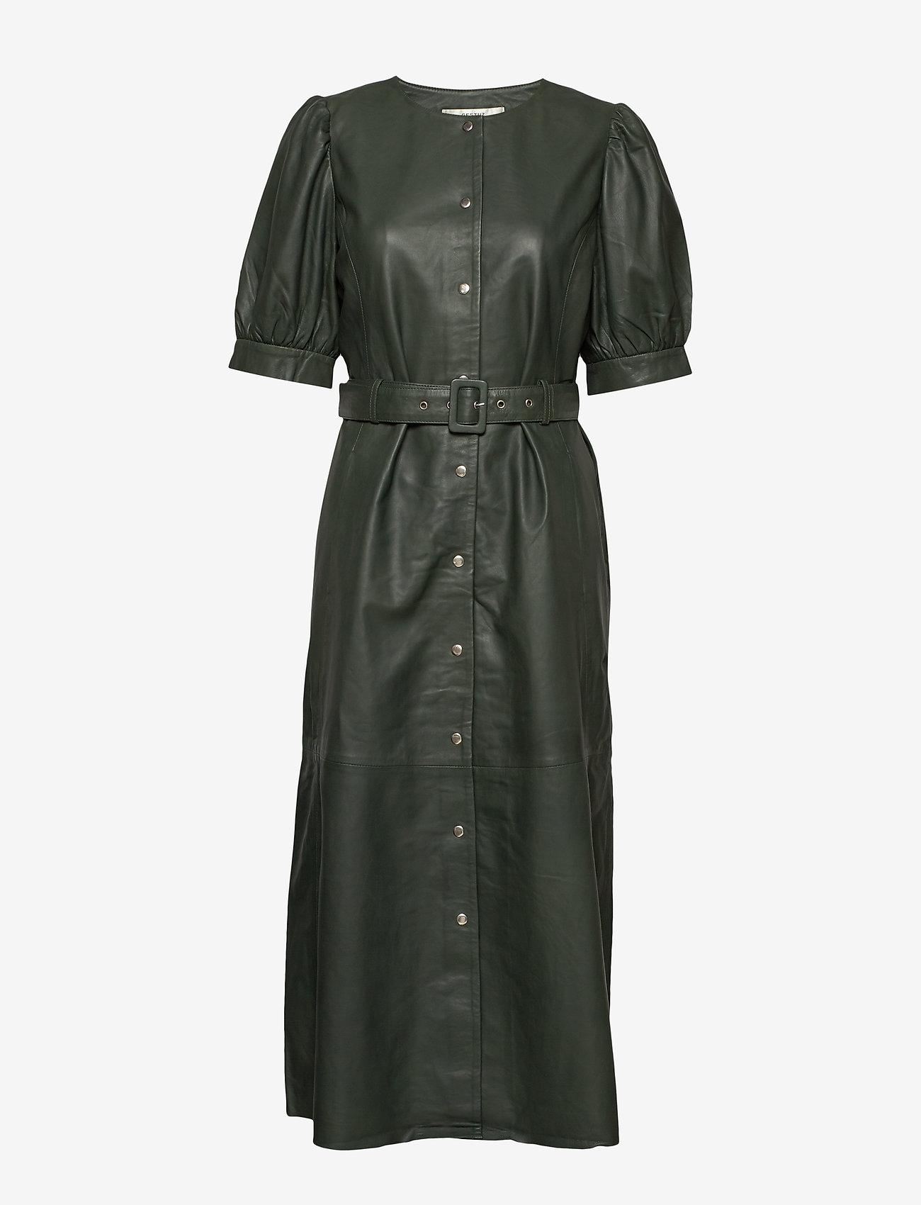 Gestuz - SuriGZ dress - juhlamekot - dark green