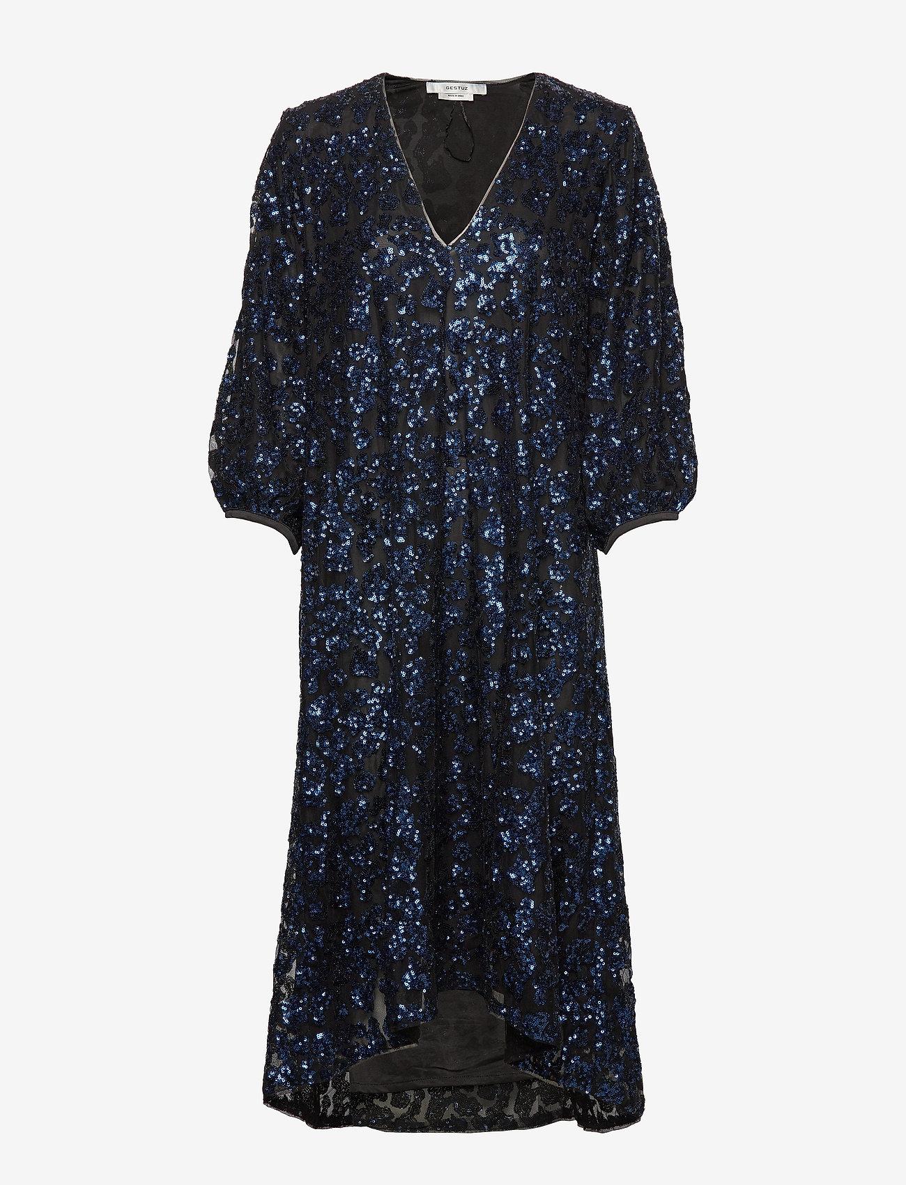 Gestuz - ElviraGZ OZ dress YE19 - robes de fête - blue