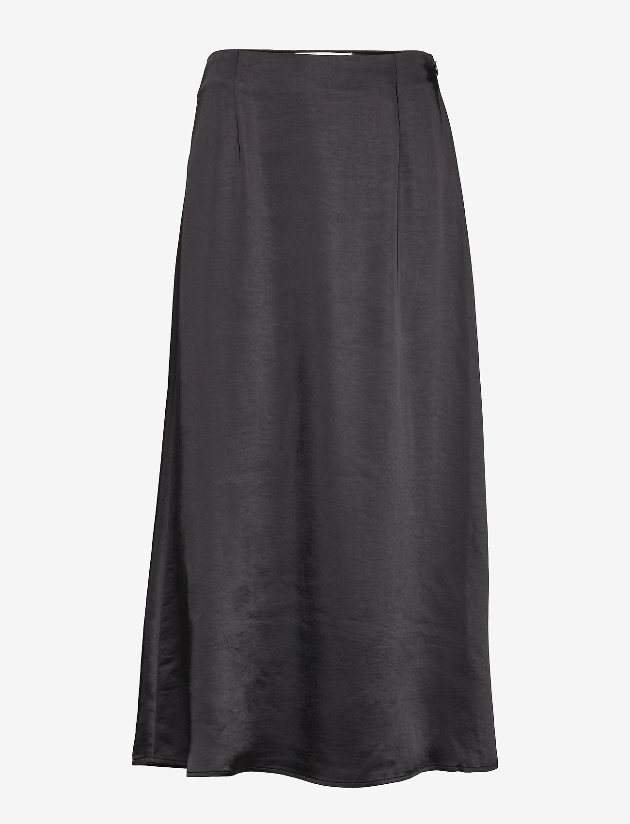 Gestuz - KamrynGZ skirt YE19 - jupes midi - black