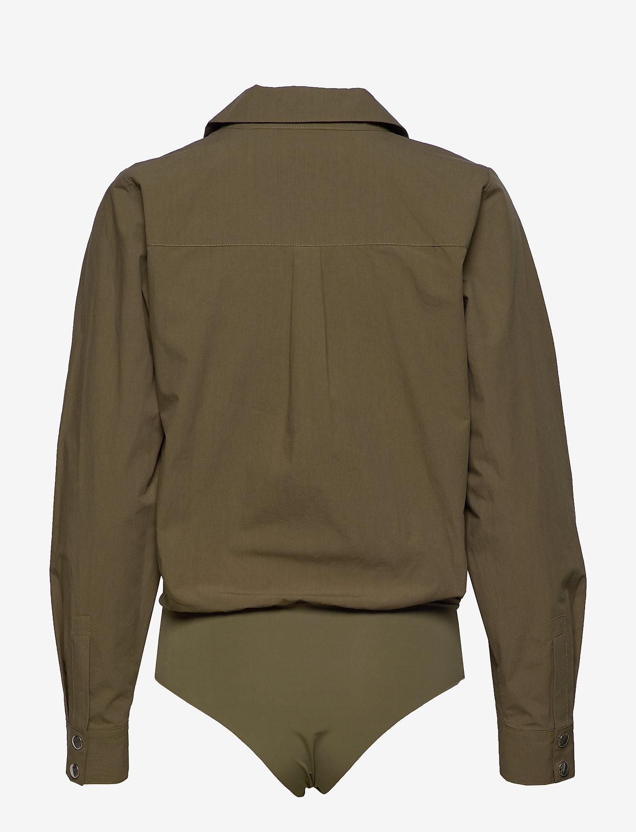 Gestuz - AdalineGZ shirt body MS20 - body - capers - 1