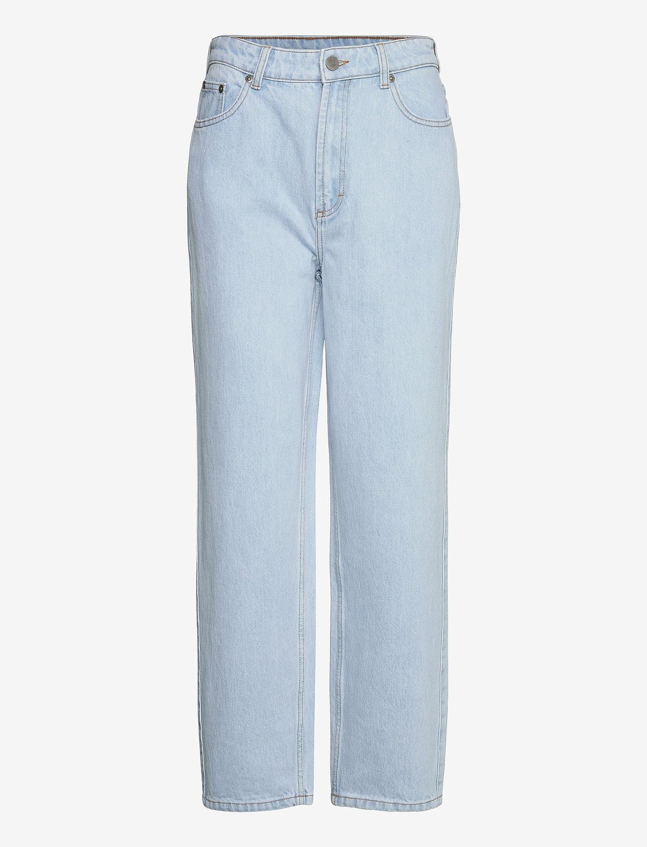 Gestuz - DacyGZ MOM jeans - straight regular - light blue vintage - 1