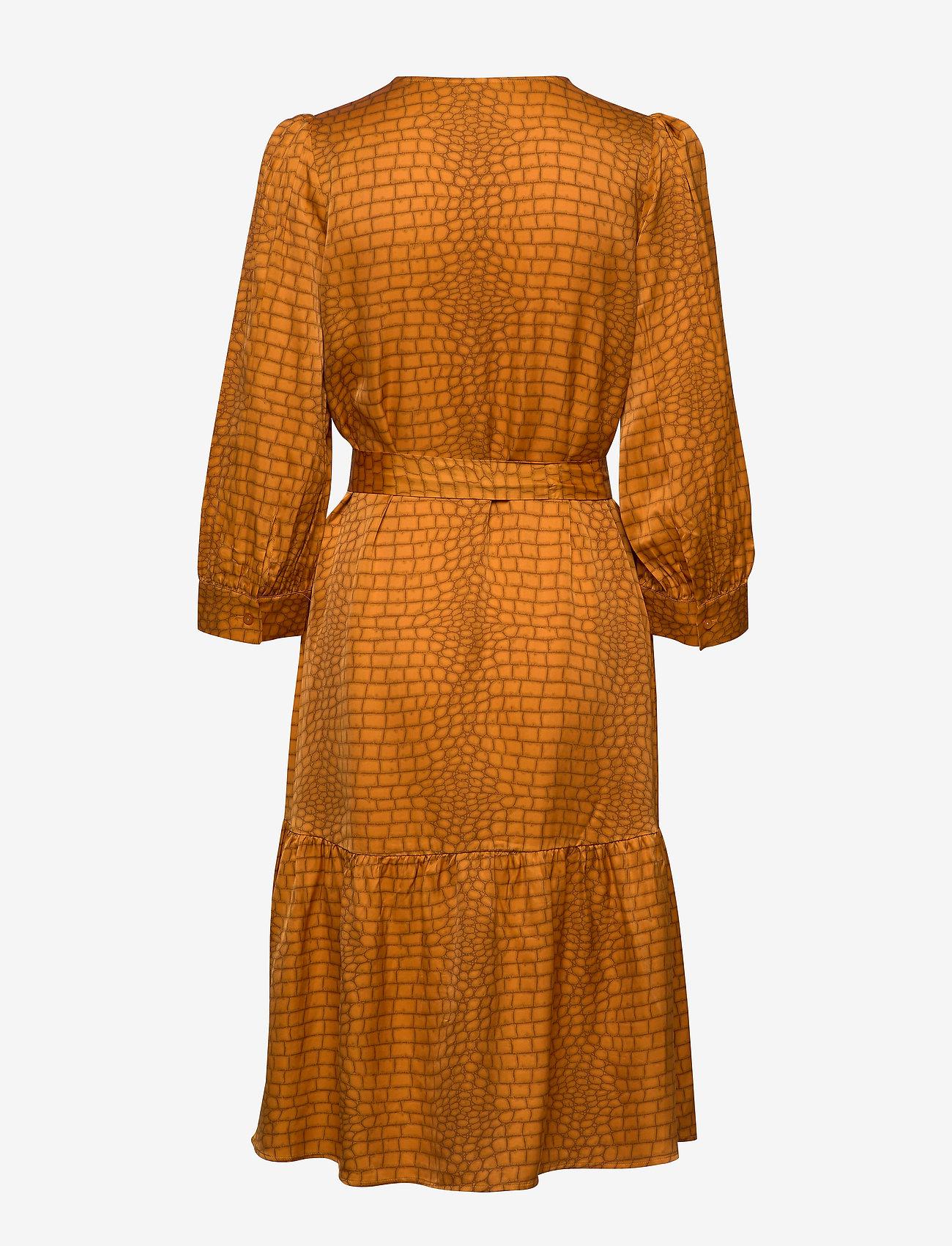 Gestuz TabbyGZ dress MS20 - Sukienki GOLDEN OAK - Kobiety Odzież.