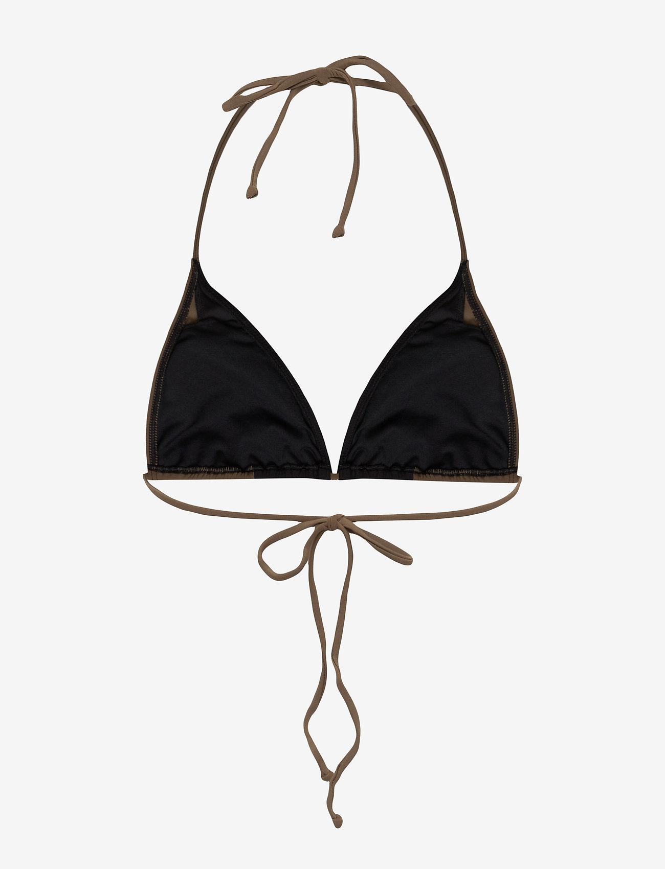 Gestuz - PalaGZ bikini top MS20 - bikini overdele - capers - 1
