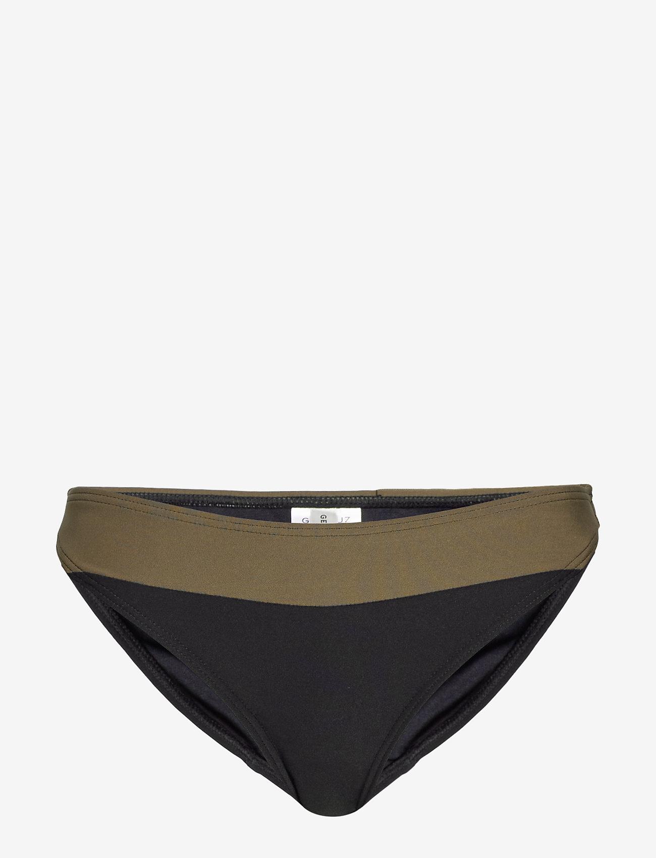Gestuz - CetaGZ bikini bottom MS20 - bikini underdele - capers - 0