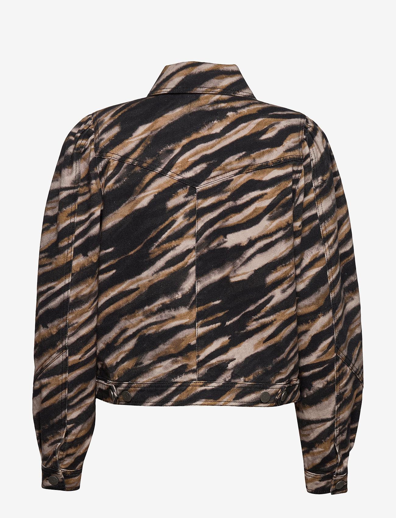 Felinegz Jacket Ao20 (Army Tiger) - Gestuz HuZhzH
