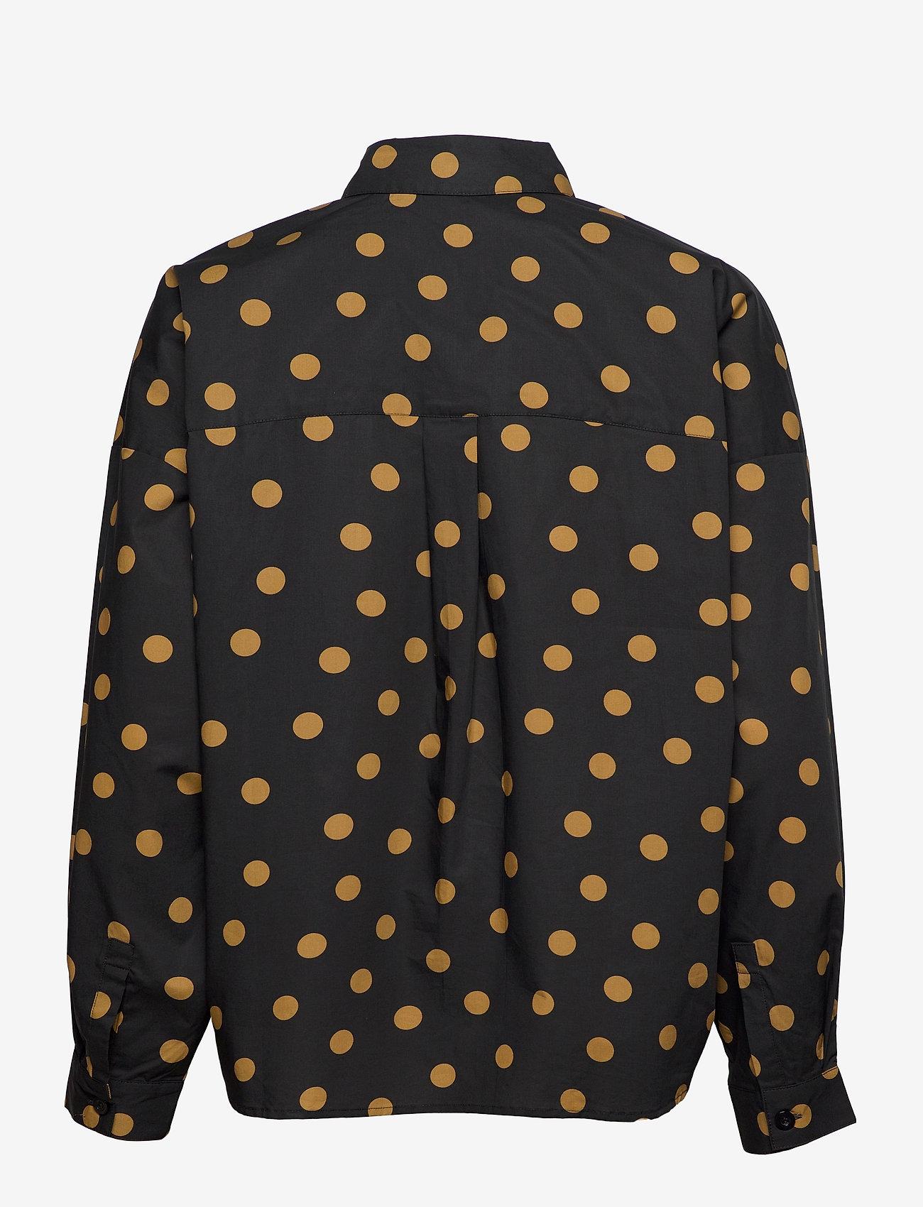 Gestuz - JacintaGZ OZ shirt AO20 - chemises à manches longues - tapenade dot - 1