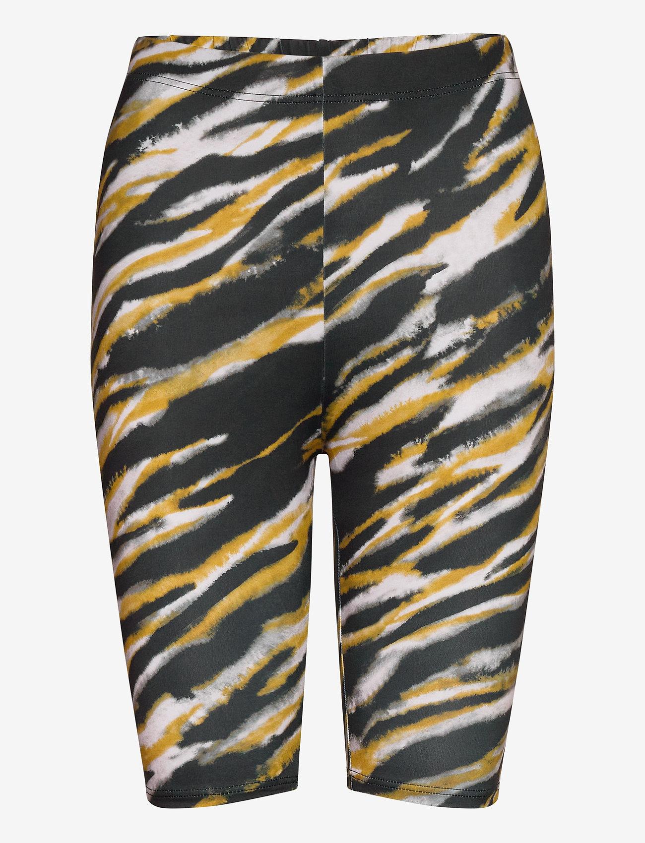 Gestuz - PiloGZ shorts - cykelshorts - army tiger - 0