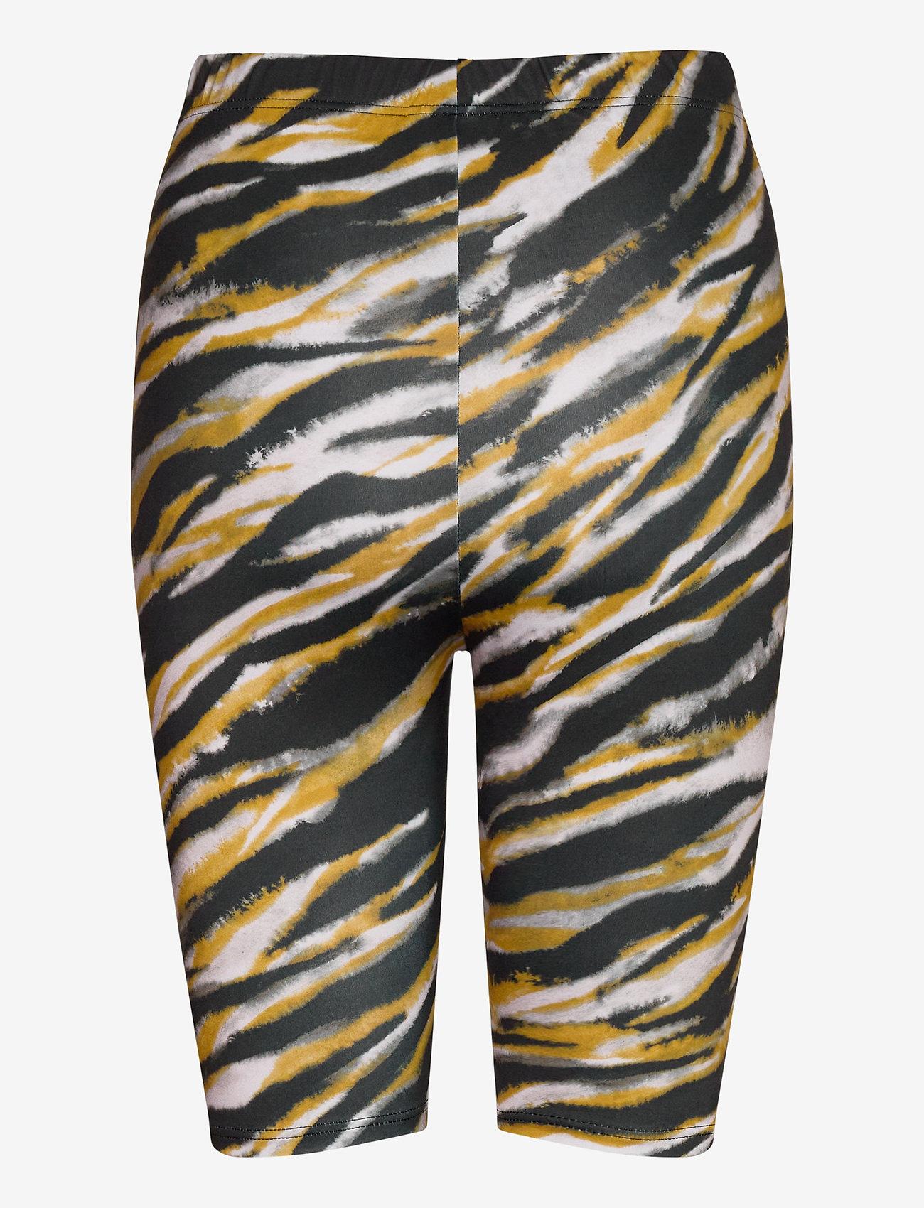 Gestuz - PiloGZ shorts - cykelshorts - army tiger - 1