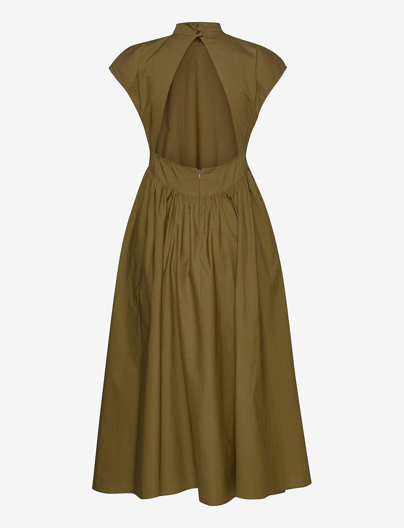 Gestuz Cassiagz Midi Dress Ao20 - Dresses