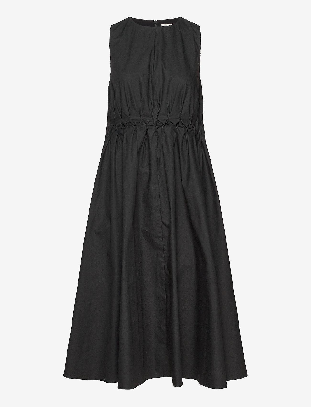 Gestuz - SoriGZ sl dress - hverdagskjoler - black - 1