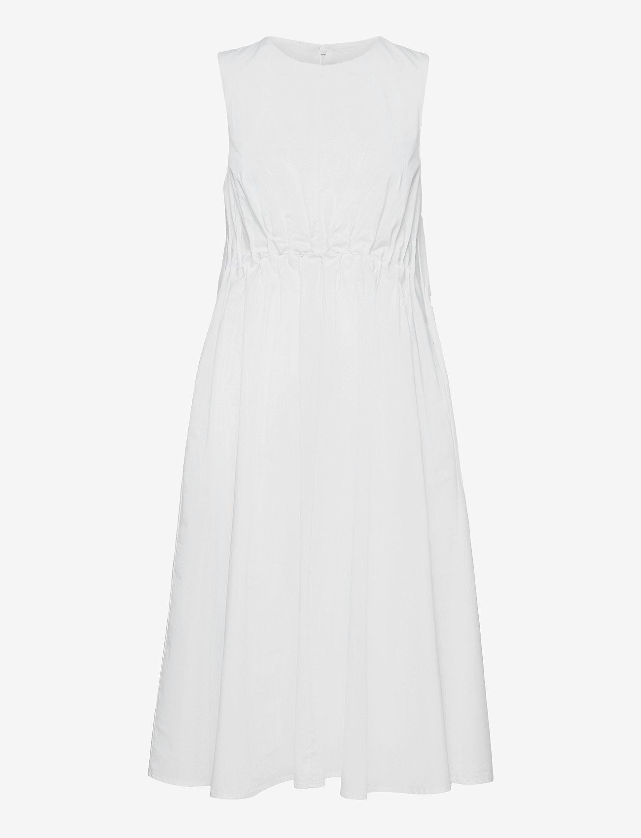 Gestuz - SoriGZ sl dress - hverdagskjoler - bright white - 1