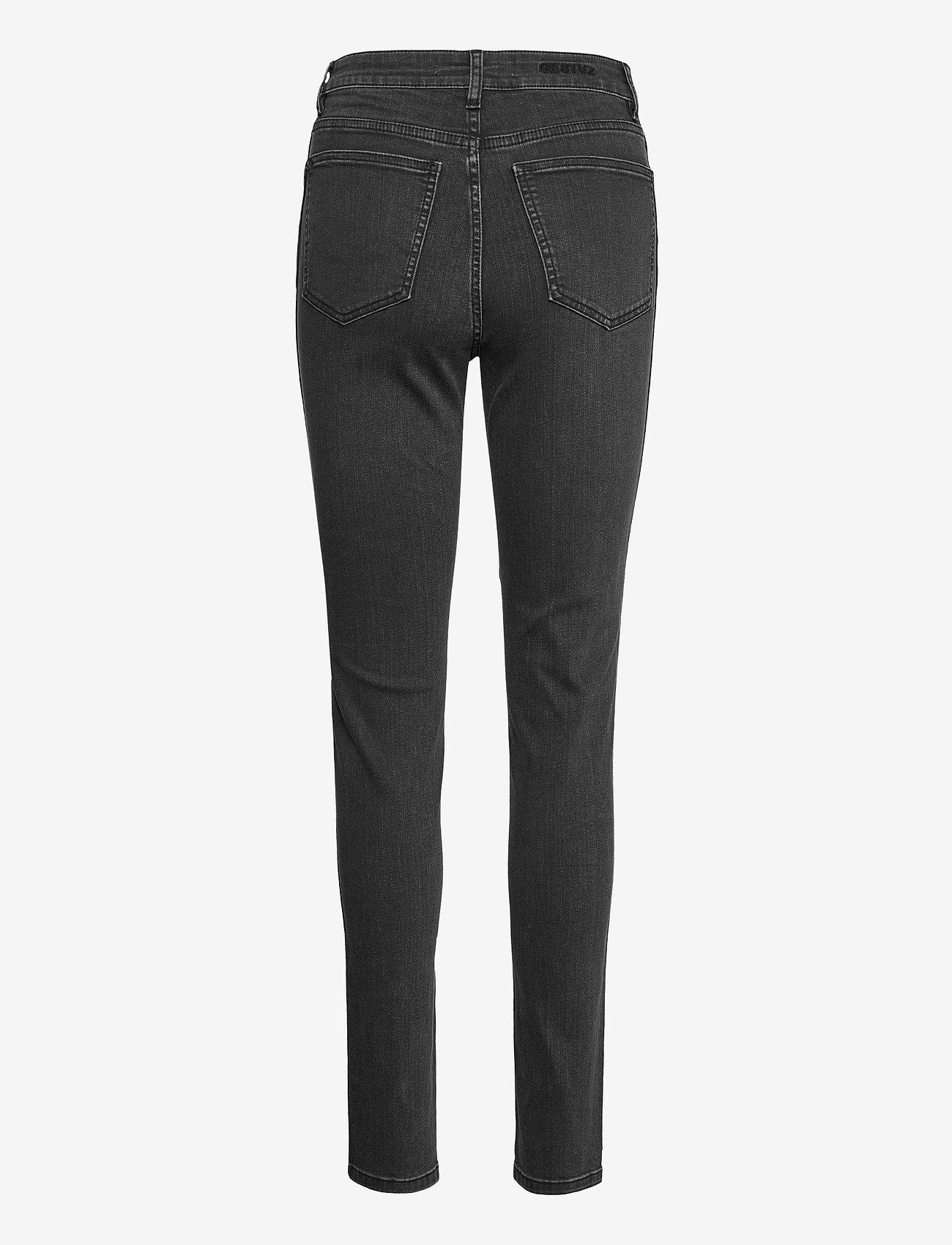 Gestuz - EmilyGZ HW skinny jeans NOOS - skinny jeans - washed grey - 2
