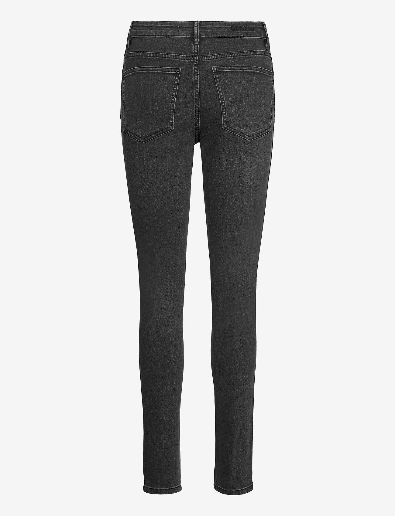 Gestuz - MaggieGZ MW skinny jeans NOOS - skinny jeans - washed grey - 2