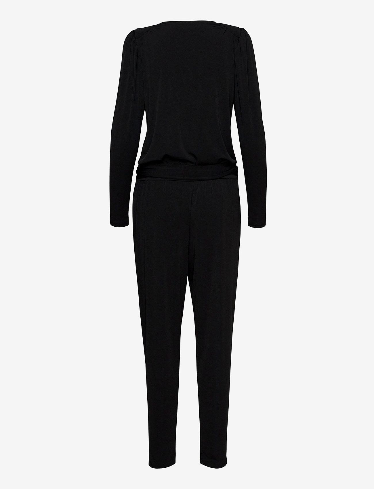 Gestuz - LaugaGZ jumpsuit BZ - jumpsuits - black - 1