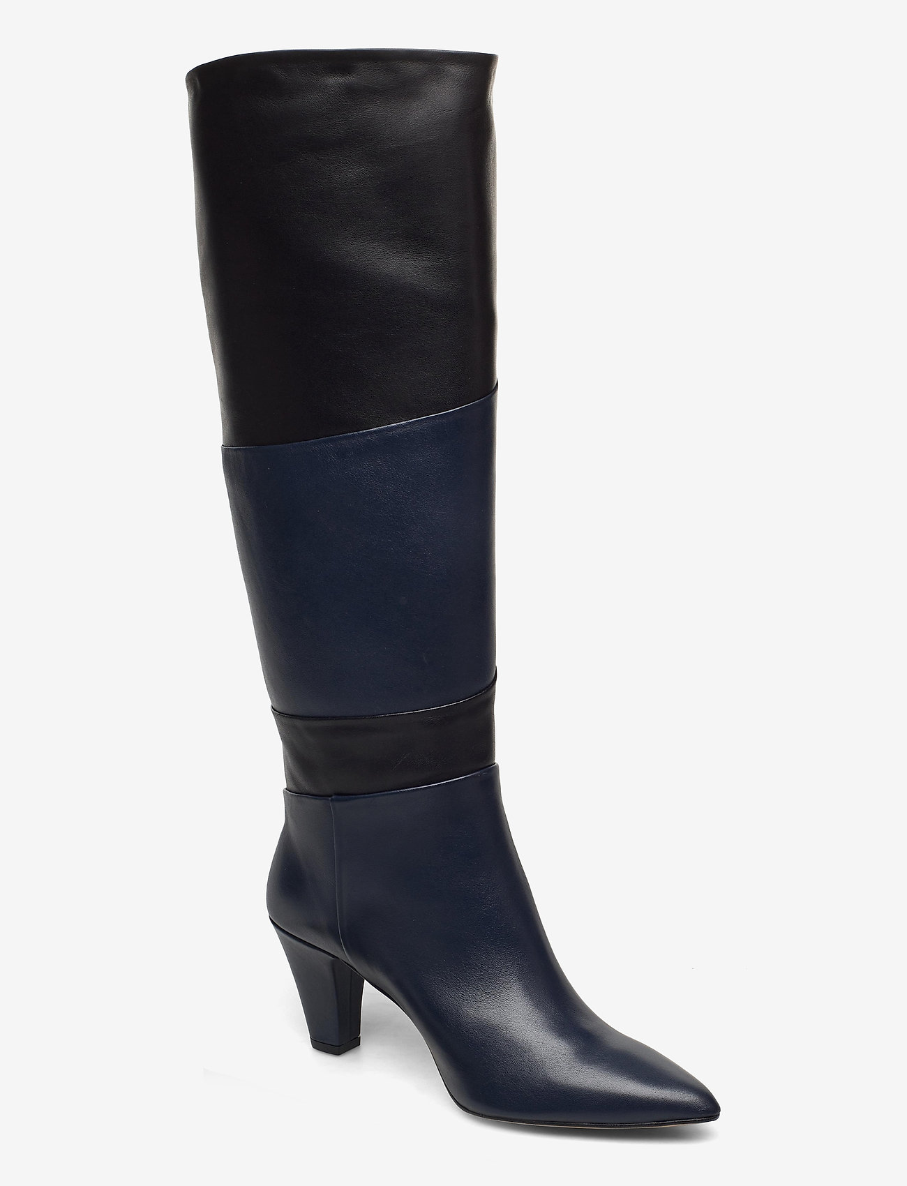 Gestuz - LorelleGZ boots MA20 - höga stövlar - peacoat - 0