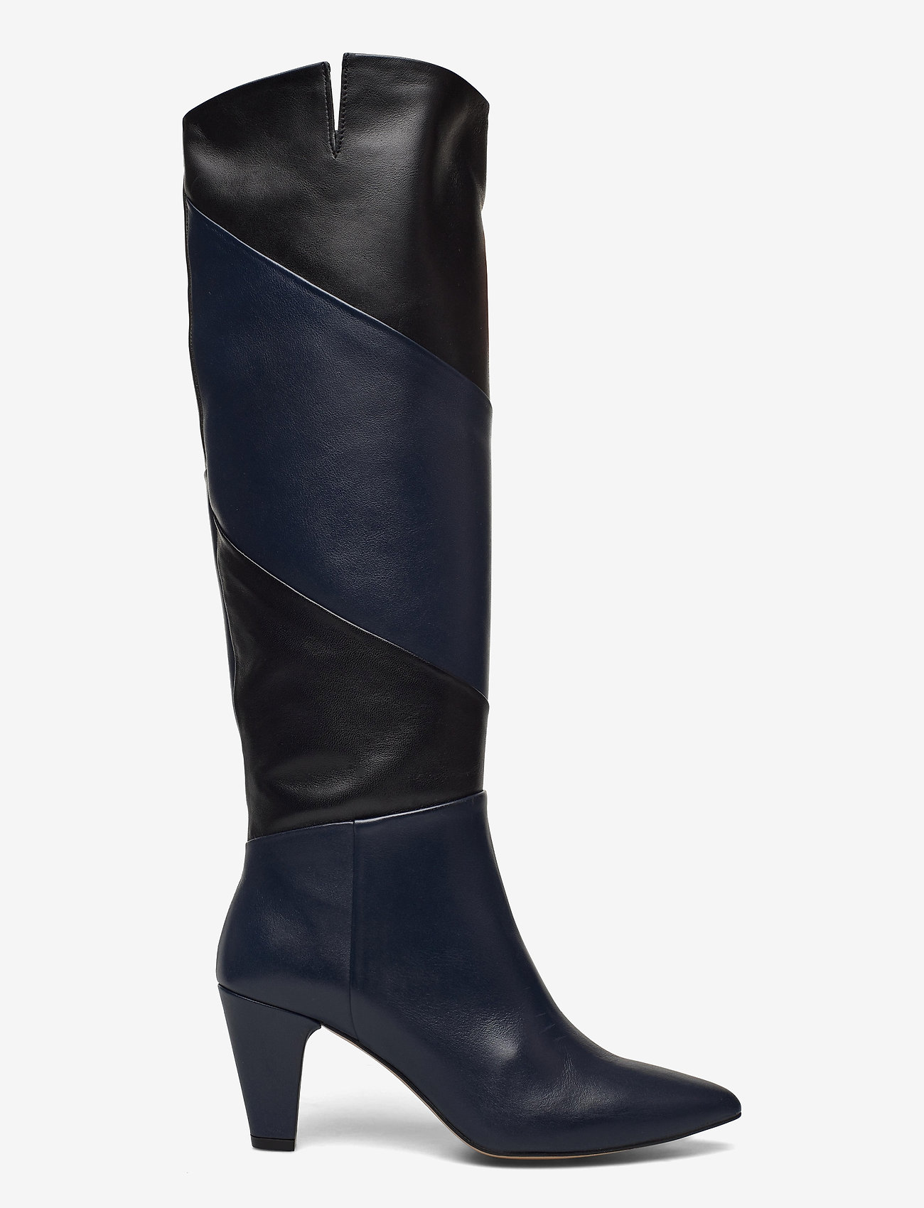 Gestuz - LorelleGZ boots MA20 - höga stövlar - peacoat - 1