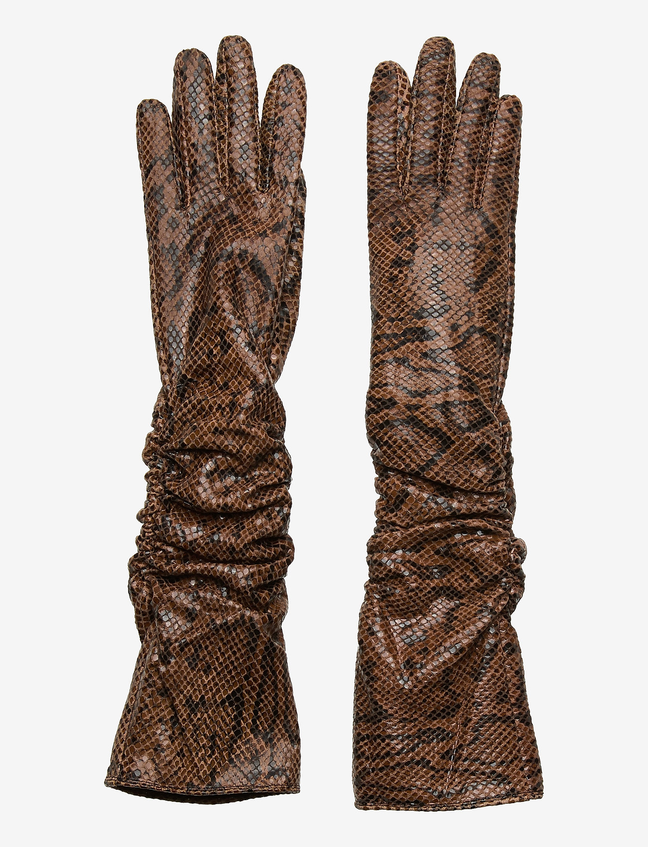 Gestuz - RubyGZ long gloves MA20 - handschoenen - rubber - 0