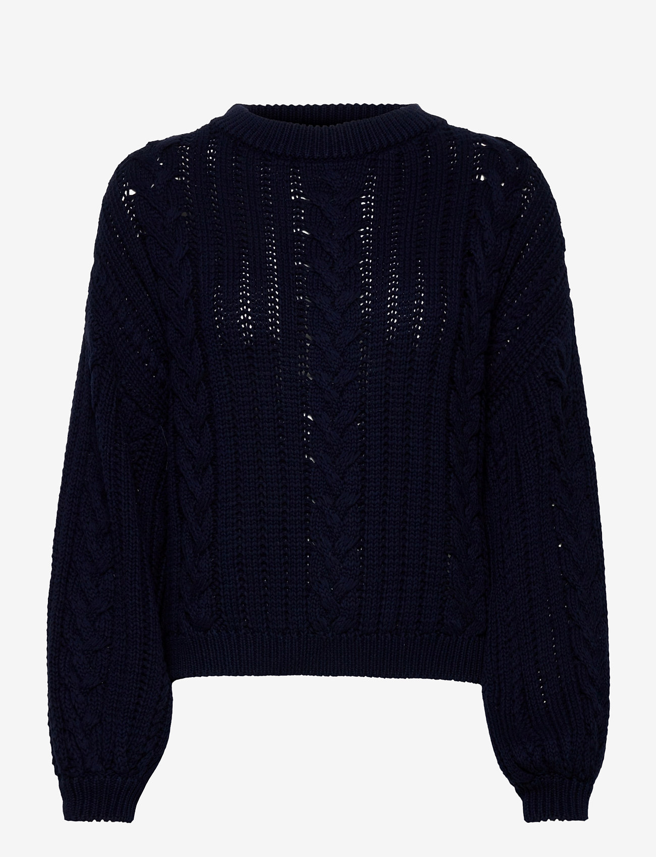 Gestuz - EloisGZ pullover MA20 - trøjer - peacoat - 0