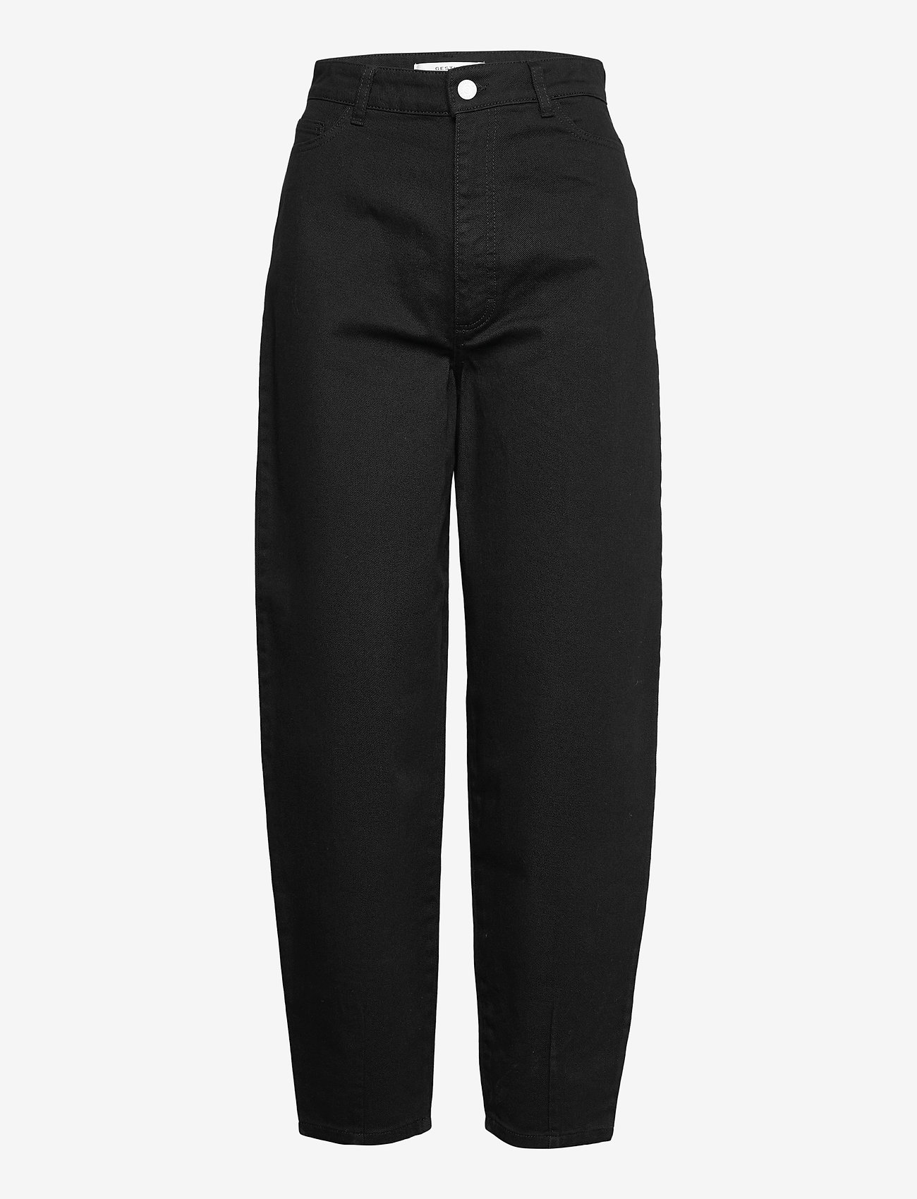 Gestuz - DeboraGZ HW jeans SO21 - mom jeans - black - 1