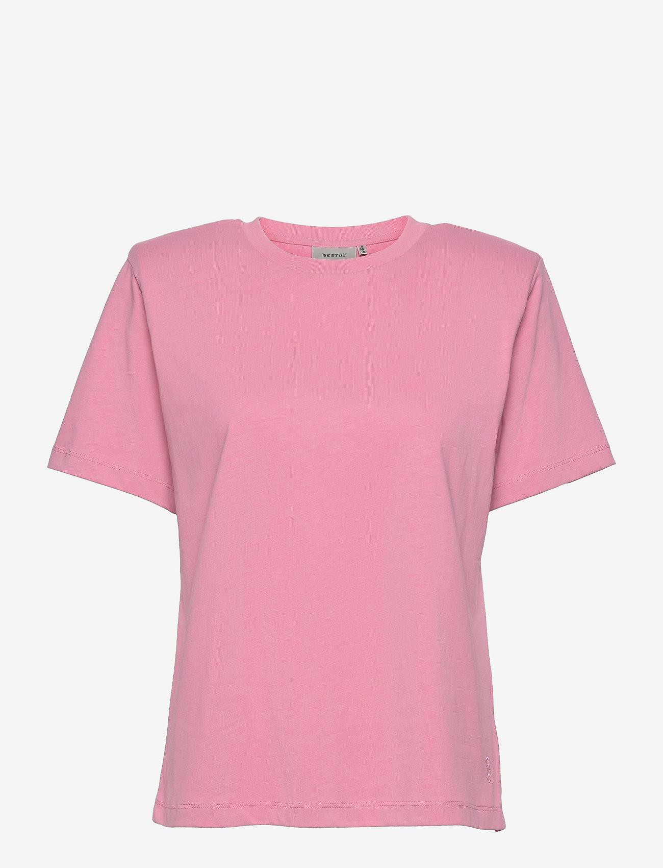 Gestuz - JoryGZ tee - t-shirts - cashmere rose - 0