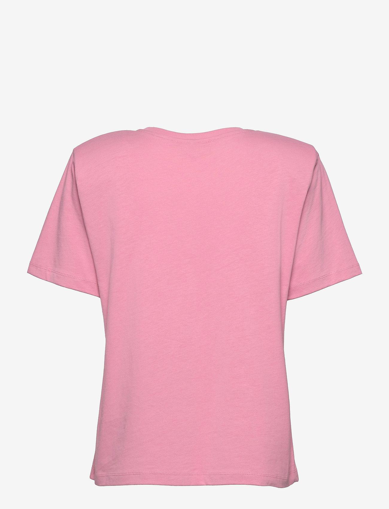 Gestuz - JoryGZ tee - t-shirts - cashmere rose - 1