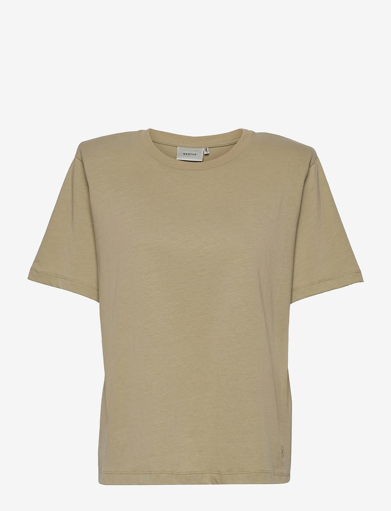 Gestuz - JoryGZ tee - t-shirts - elm - 0