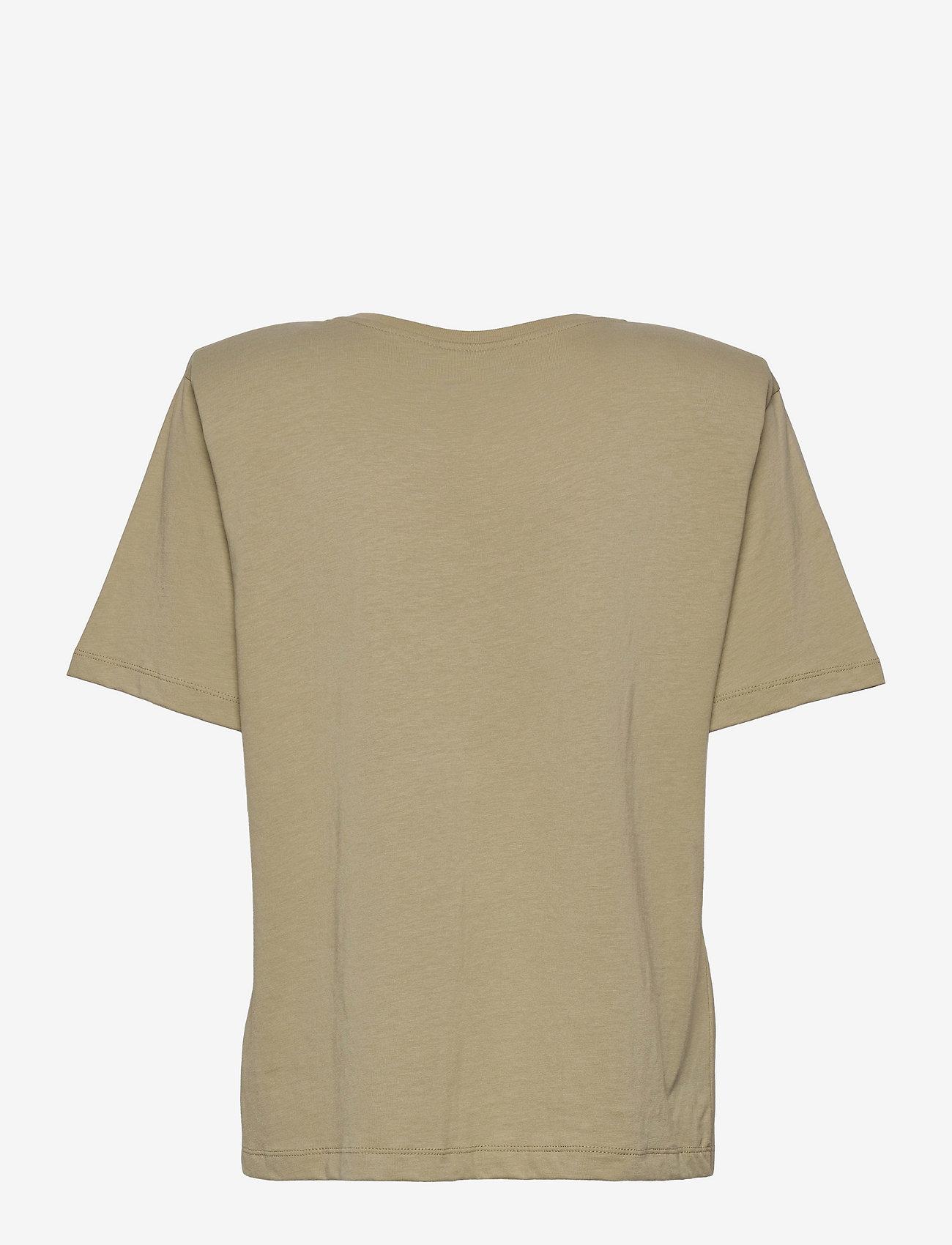 Gestuz - JoryGZ tee - t-shirts - elm - 1