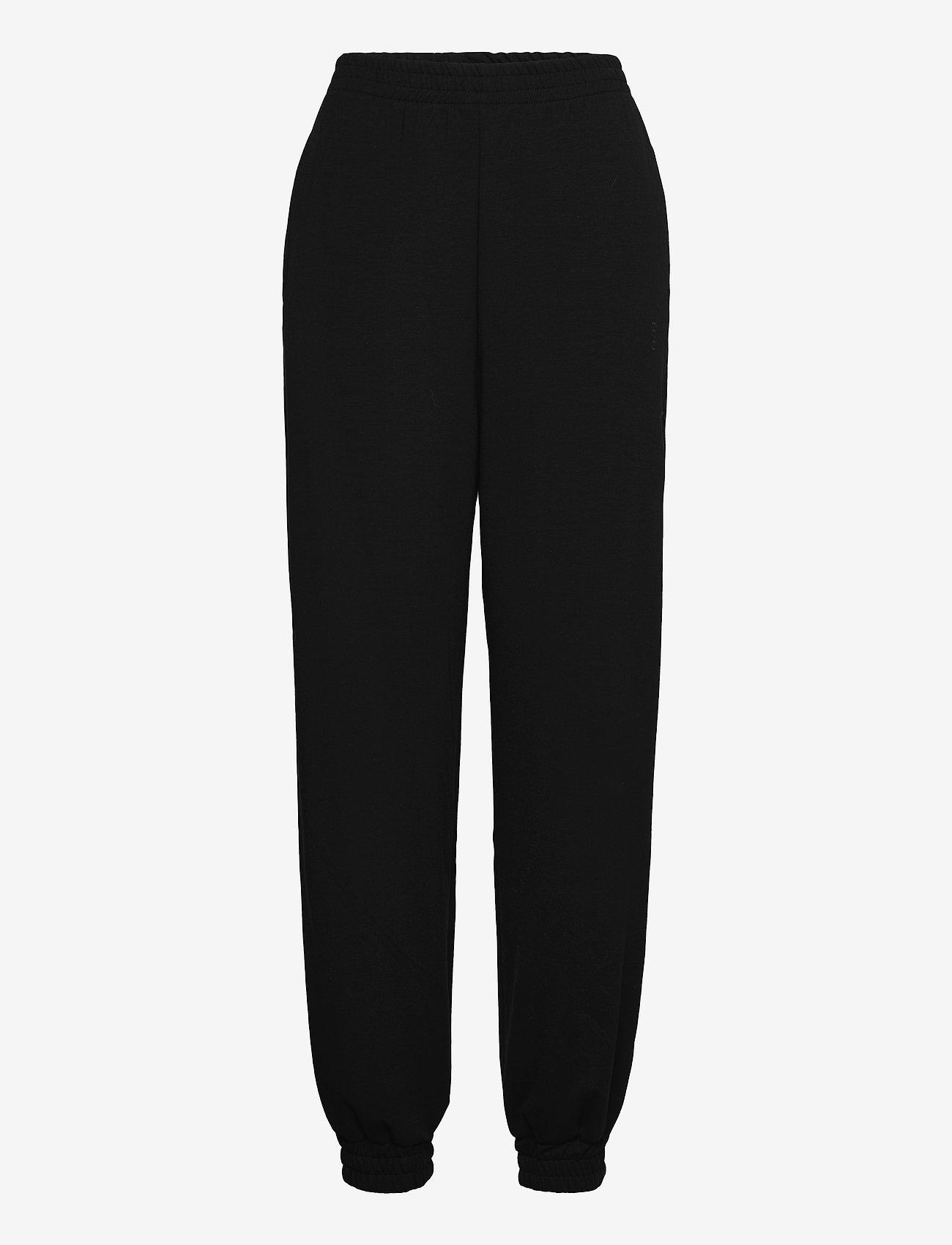 Gestuz - ChrisdaGZ HW pants - tøj - black - 1