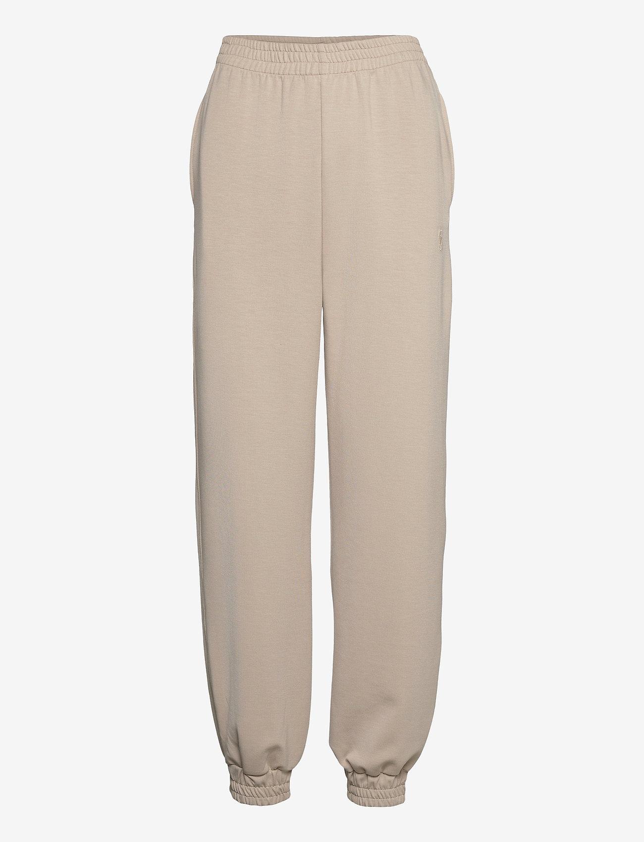 Gestuz - ChrisdaGZ HW pants - sweatpants - pure cashmere - 1