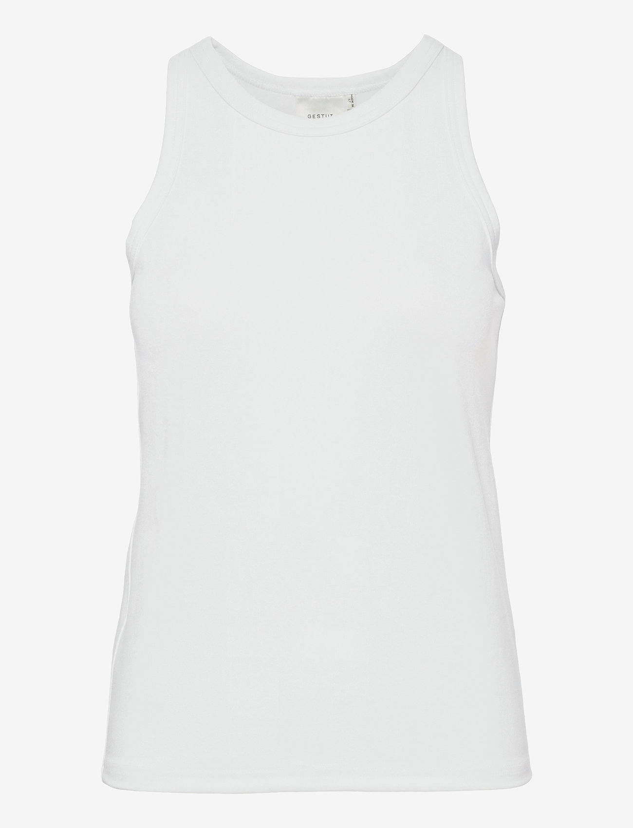 Gestuz - MalbaGZ sl top NOOS - Ærmeløse toppe - bright white - 1
