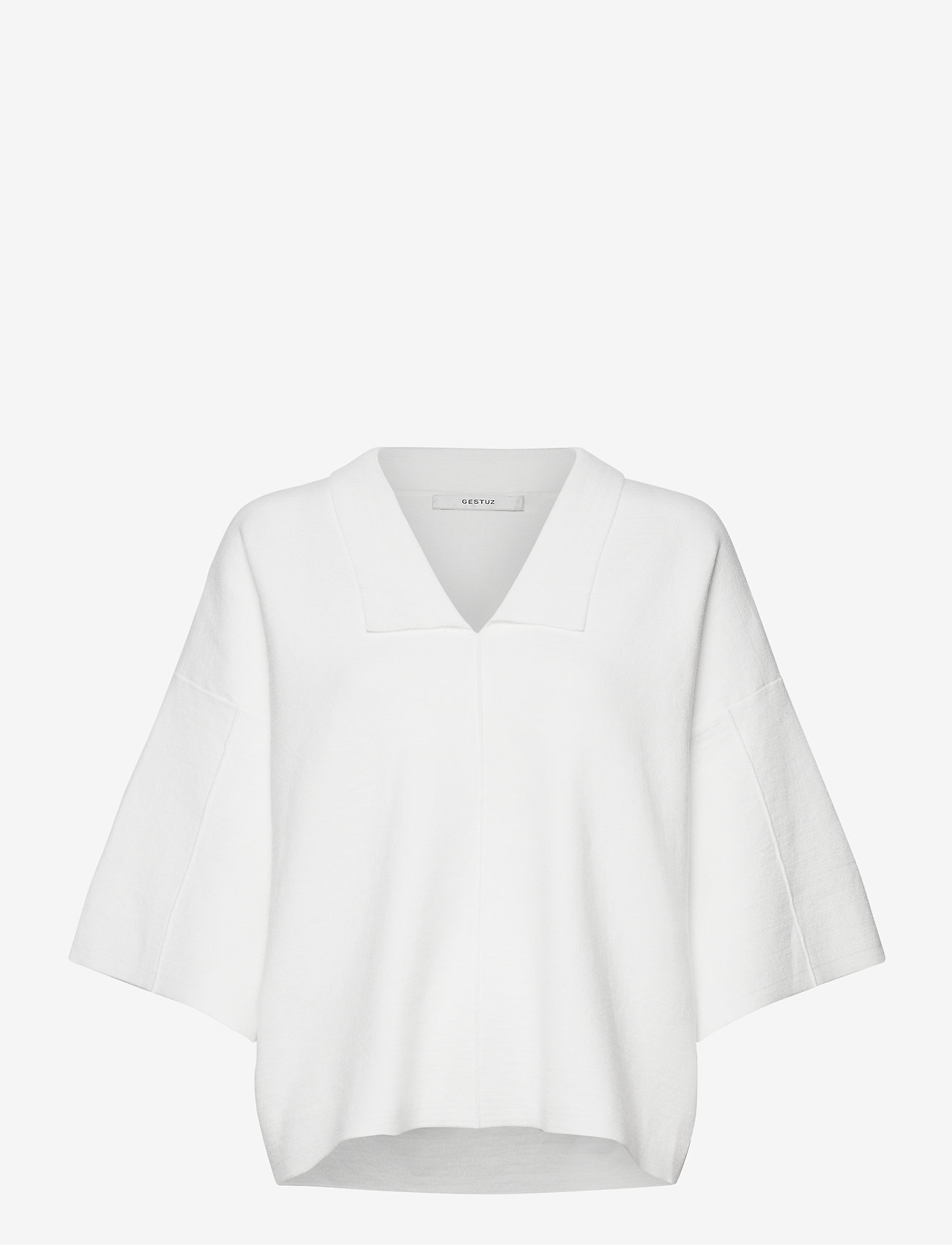 Gestuz - TalliGZ pullover - trøjer - egret - 1