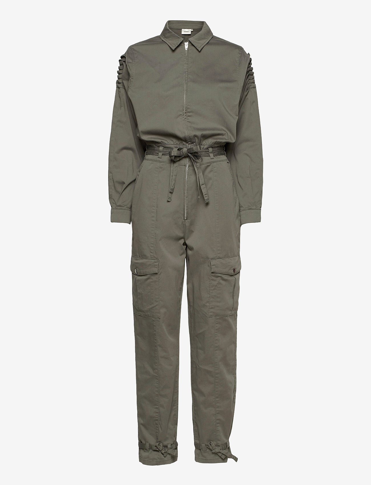 Gestuz - NeenaGZ jumpsuit MS21 - jumpsuits - dark army - 1