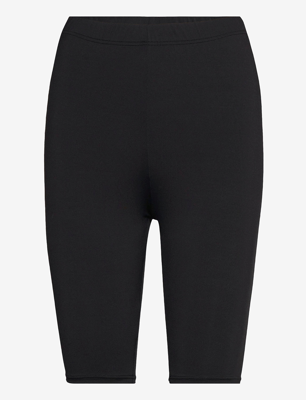 Gestuz - PiloGZ MW short tights NOOS - cykelshorts - black - 1