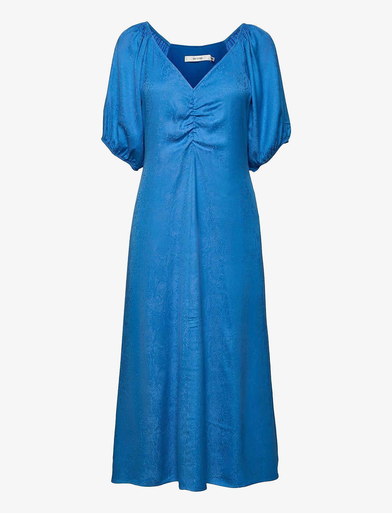 Gestuz - BegoniaGZ dress - hverdagskjoler - french blue - 1