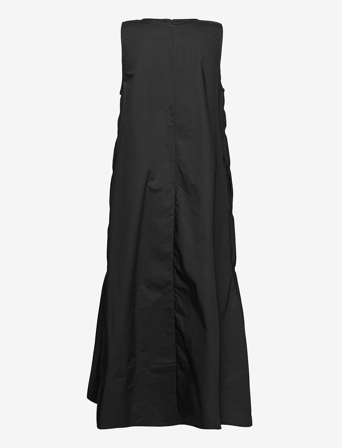 Gestuz - LenaGZ long dress - sommerkjoler - black - 1