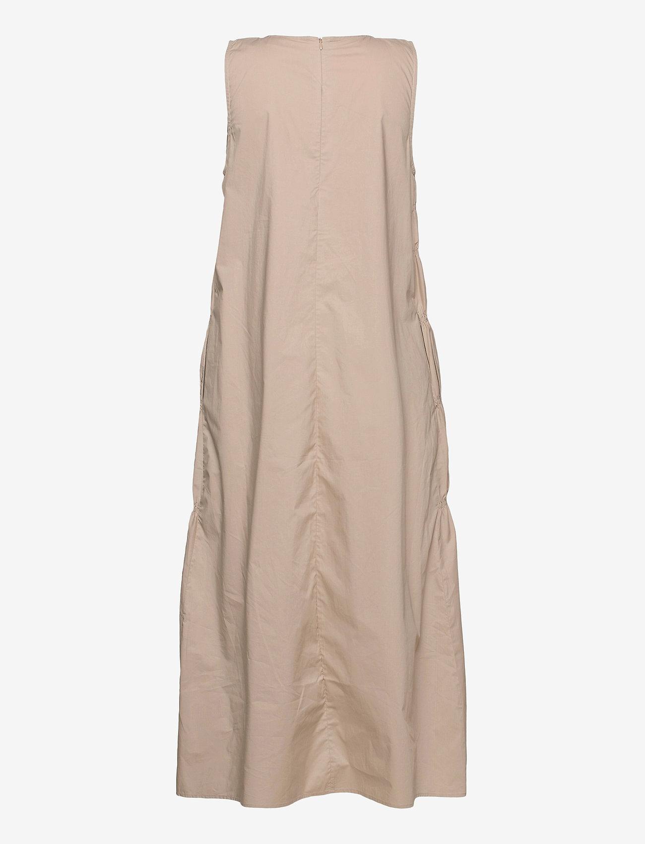 Gestuz - LenaGZ long dress - sommerkjoler - pure cashmere - 1
