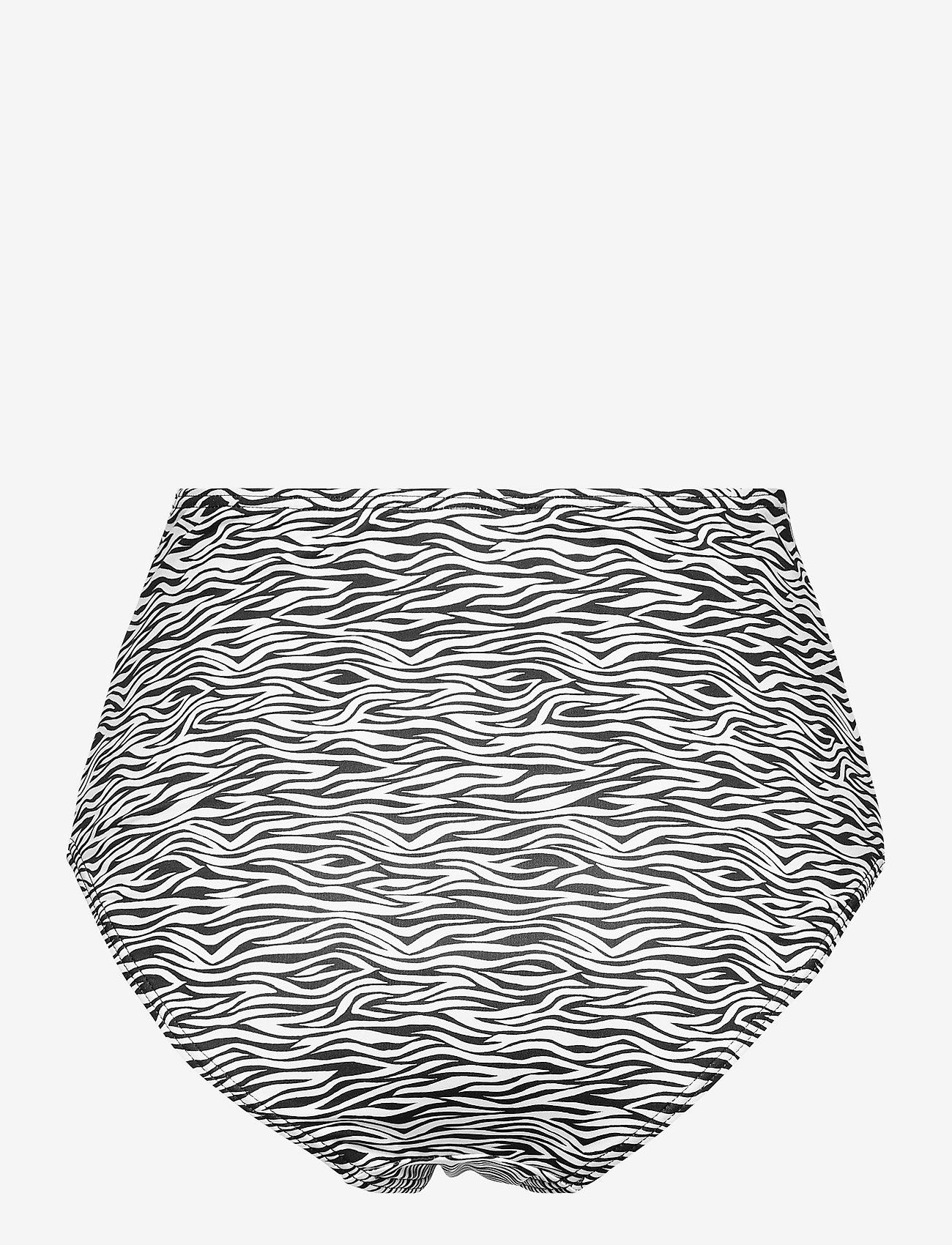 Gestuz - SuiGZ bikini bottom - bikini underdele - grey wave - 1